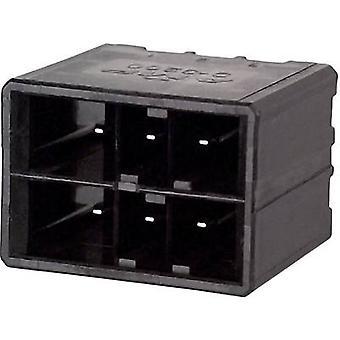 TE tilslutning indbygget pin stribe (præcision) dynamisk 3000 serie samlede antal stifter 12 1-917658-2 1 computer(e)
