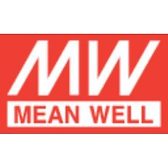 Mittlere Abdeckung auch TBC-07 Terminal kompatibel mit Mean Well