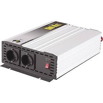 e-ast Inverter HighPowerSinus HPLS 1500-12 1500 W 12 V DC - 230 V AC