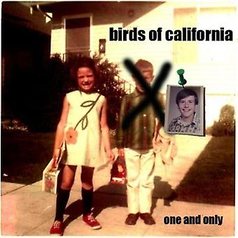 Birds of California - One & Only [CD] USA import