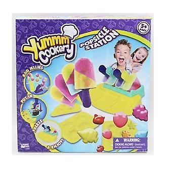 Yumm cucina Popsicle stazione Ice Lolly Pop Maker