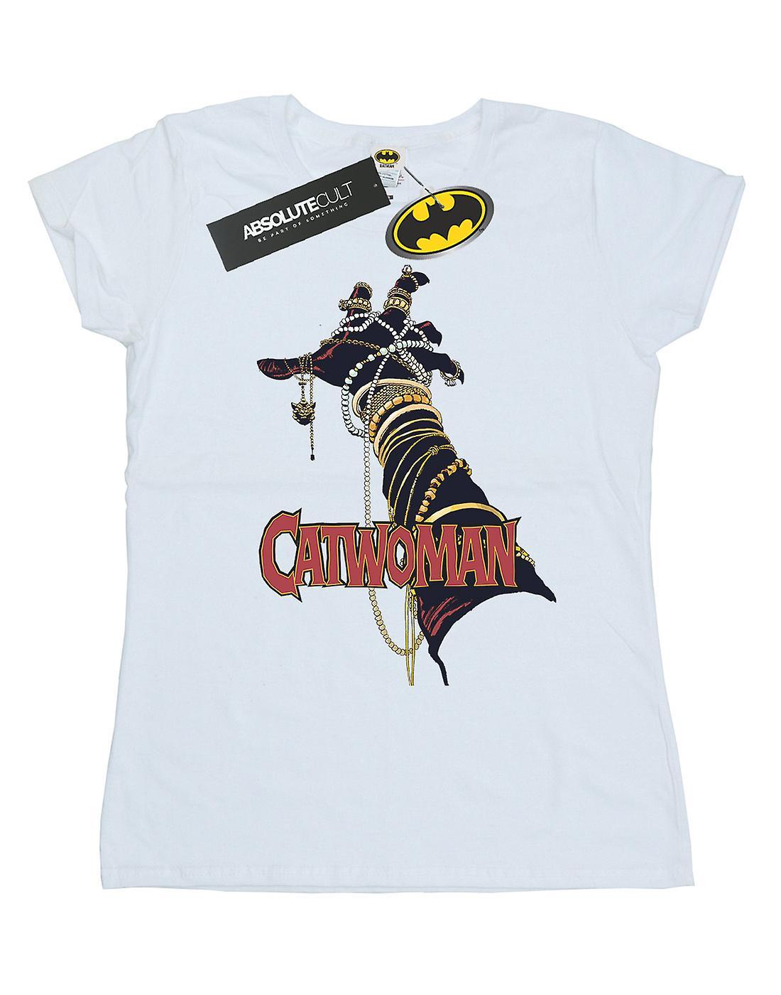 DC Comics Women's Batman Catwoman Friday T-Shirt