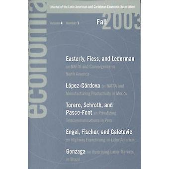 Economia Fall 2003 - Journal of the Latin American and Caribbean Econo