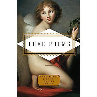 Liefdesgedichten (Everyman's Library Pocket dichters)
