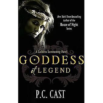 Godin van legende: een godin samenroepen van de roman