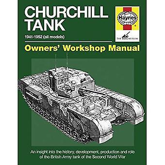 Churchill Tank 1941-1952 (alle modellen)