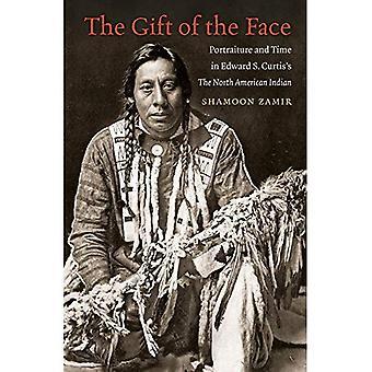 Gave ansiktet: portretter og tid i Edward S. Curtis's North American Indian