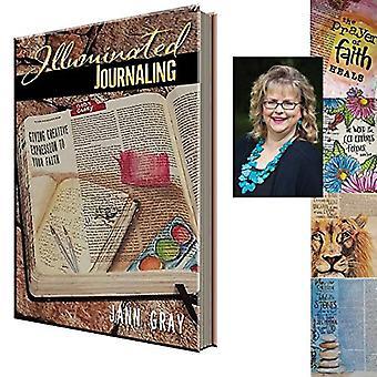 Illuminted Journaling Buch von Jann Gray
