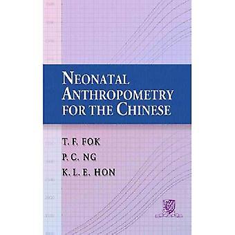 Neonatale antropometrie voor de Chinezen