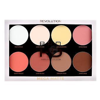 Makeup Revolution Pro HD Mega Matte Palette