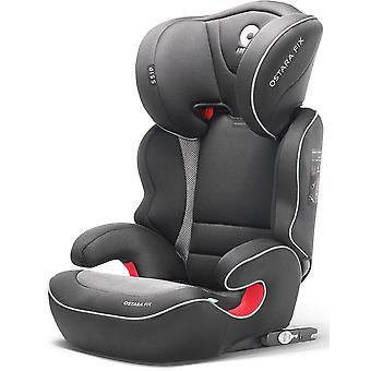 Apramo Ostara Fix Child Car Seat Group 2/3 Ink Black