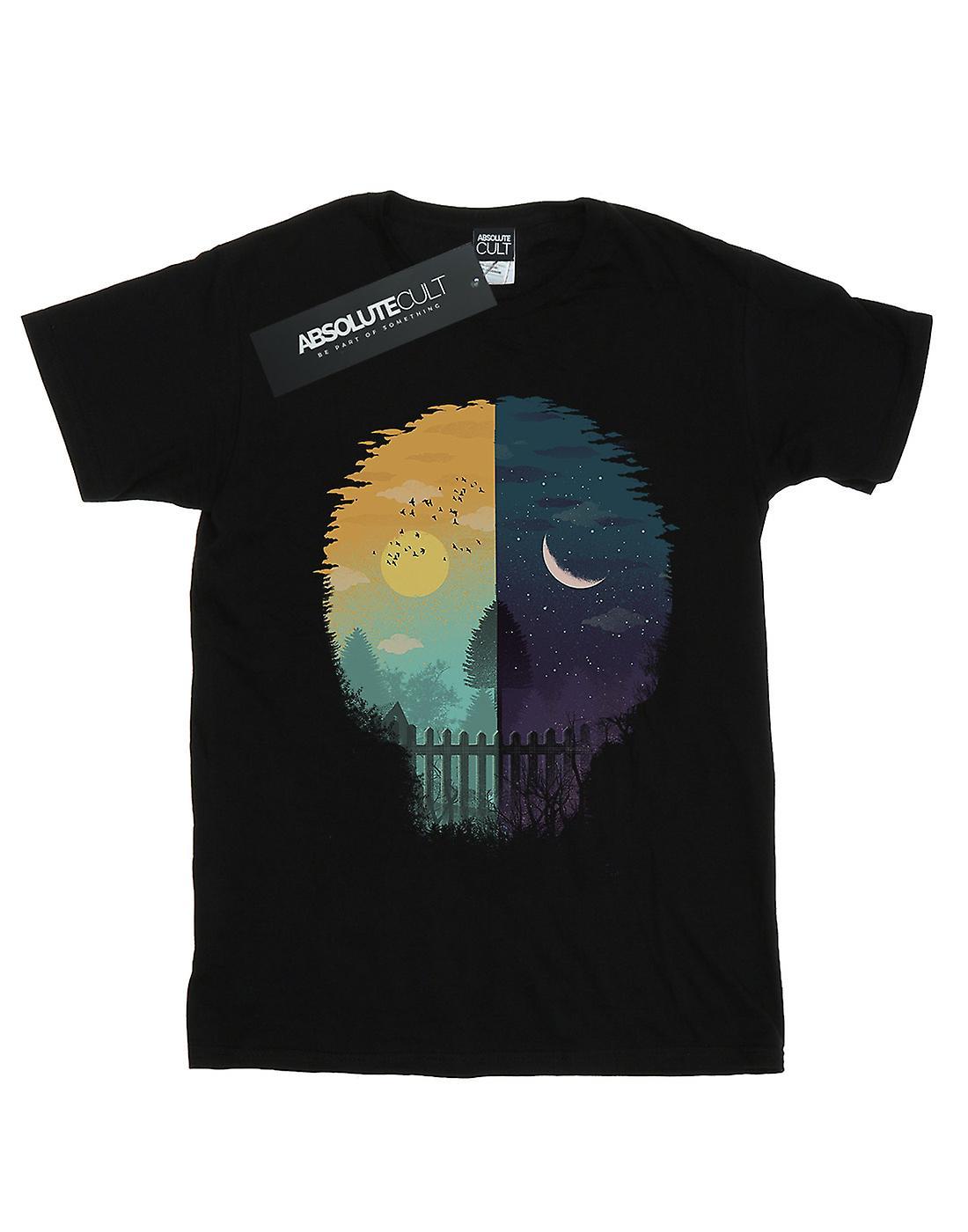 Dan Dingeroz Women's Night And Day Boyfriend Fit T-Shirt