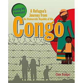 Reise ein Flüchtling aus der Demokratischen Republik Kongo (meine Heimat verlassen)