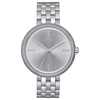 Nixon Analog quartz ladies with stainless steel strap A1171-1920-00