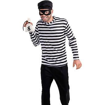 Convicted Man Adult Costume