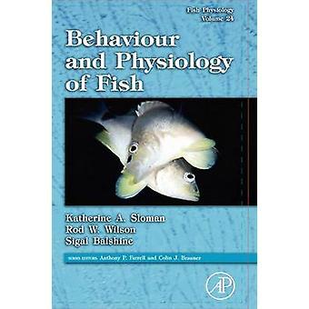 Beteende och fysiologi av fisk av Sloman & Katherine A.