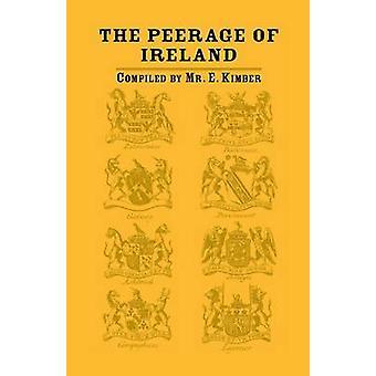 Der Peerage of Ireland von Kimber