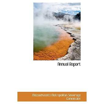 Årsrapport inndelt etter Metropolitan avløp kommisjonen & Mass