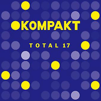 Various Artist - Kompakt Total 17 [CD] USA import