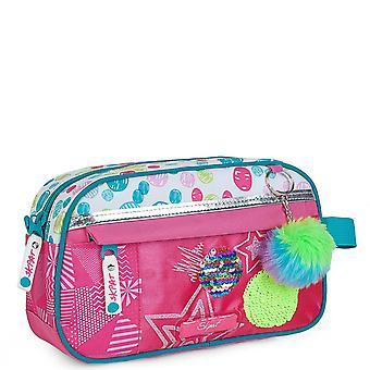 Valigia da viaggio, borsa bambina della collezione Lisboa del marchio Skpat 130423