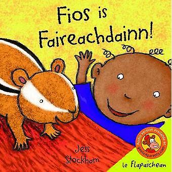 Fios is Faireachdainn by Jess Stockham - 9780861525294 Book