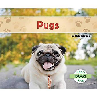 Pugs by Nico Barnes - 9781629700342 Book