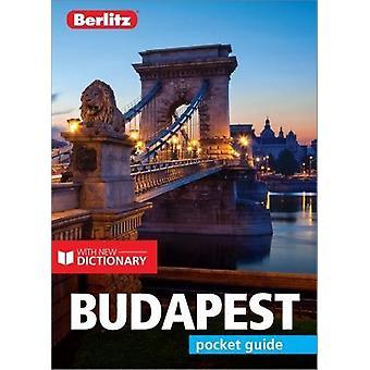 Berlitz Pocket Guide Budapest - 9781785730450 Book