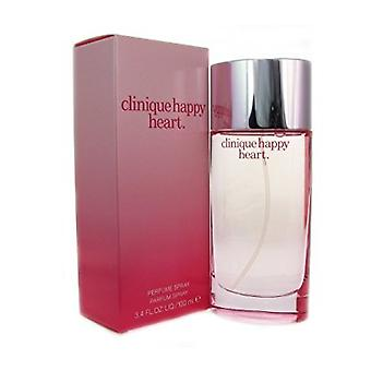 Clinique NO STOCK Clinique Happy Heart Eau De Perfume