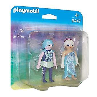 Playmobil 9447 Fairies Winter Fairies Duo Pack