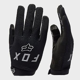 Nieuwe Fox vrouwen ' s touch-screen compatibele Ranger Mountain Biking handschoenen zwart