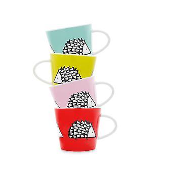 Scion Spike Espresso Cup Set of 4