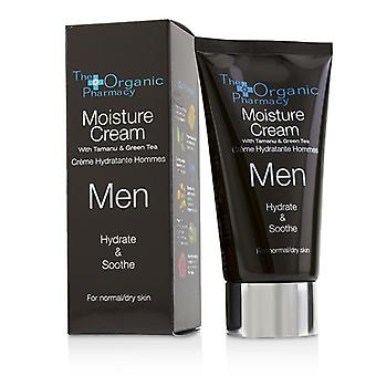 The Organic Pharmacy Men Moisture Cream - Hydrate & Soothe - For Normal & Dry Skin 75ml/2.5oz