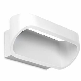 1 Light Up - Down Small Wall Light White