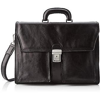 All-Fashion Chicca Cbc181012gf22 Unisex Adult Black Hand Bag 14x28x39 cm (W x H x L)
