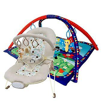 LaDiDa babysitter og baby gym comfy feriepakke tilbud