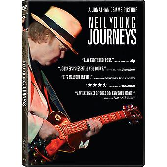 Importazione di Neil Young Journeys [DVD] Stati Uniti d'America