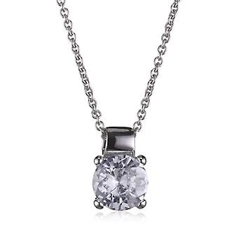 Viventy 762622 - Women's Collier with cubic zirconia - silver sterling 925