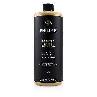 Philip B Forever Shine champú (con Megabounce - todo tipo de cabello) - 947 ml/32 oz