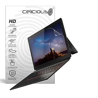 Celicious Vivid Invisible Glossy HD Screen Protector Film Compatible with Lenovo ThinkPad X1 Tablet 3rd Gen (With IR) [Pack of 2]