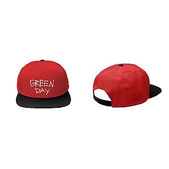 Green Day Baseball Cap Revolution Radio new Official Red
