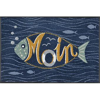 wash+dry doormat Moin Bubbly 50 x 75 cm washable dirt mat