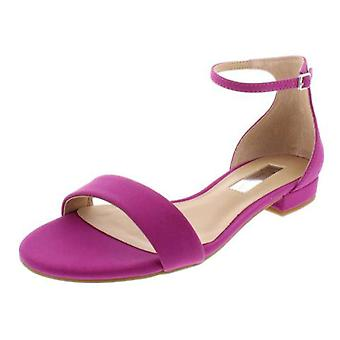 INC International Concepts Womens Yaffa Open Toe Special Occasion Ankle Strap...