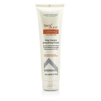 Alfaparf Semi Di Lino Discipline Frizz Control Smoothing Cream (for Rebel Hair) - 150ml/5.07oz