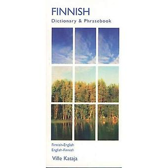 Finnish Dictionary and Phrasebook: Finnish-English, English-Finnish (Hippocrene Dictionary & Phrasebooks)