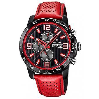 Festina F20339-5 Men's The Originals Chronograph Wristwatch