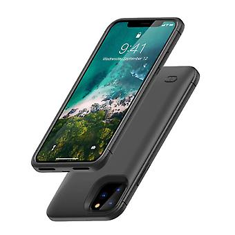 Stuff Certified ® iPhone 11 Pro Max 4000mAh Slim Powercase Powerbank Charger Cover Case Case Black