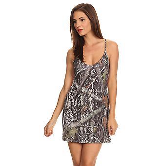 Kvinner ' s camo Cross string strand kjole True Timber