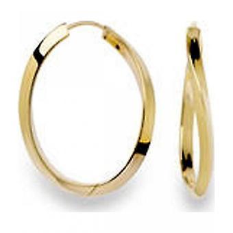 باستيان inverun - الفضة الكريول الذهب مطلي - 20980