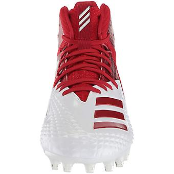 Adidas Mens Freak x Carbon Mid Hight Top Lace Up Baseball Shoes