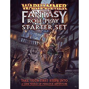 Warhammer Fantasy RPG 4th Edition Starter Set WFRP4